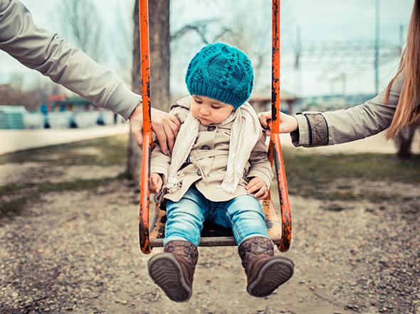 מחלקים את הילדים: על משמורת והסכמי ראיה במקרי גירושין